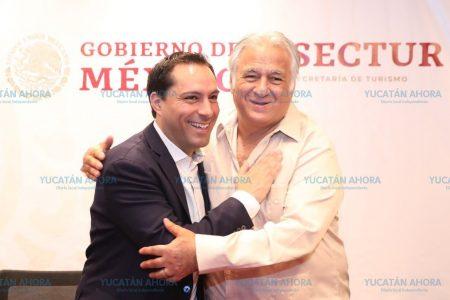 Será inolvidable el Tianguis Turístico en Yucatán, anticipa Mauricio Vila