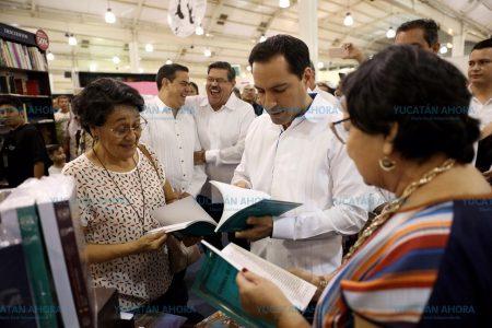 Mauricio Vila inaugura la octava edición de la Filey