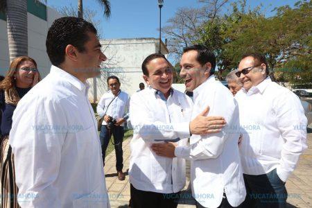 Mauricio Vila convoca a consolidar las oportunidades que tiene Yucatán