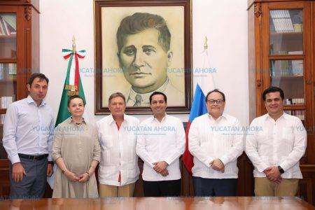 Encuentro de camaradas en Yucatán