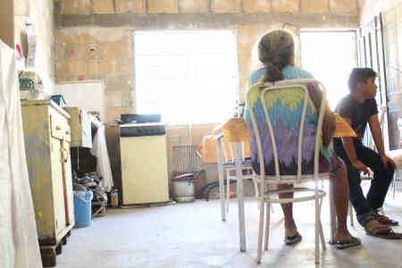 Organizados, vecinos de Kanasín logran más beneficios