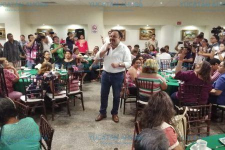 'Panchito' Torres reconoce que errores hundieron al PRI en Yucatán