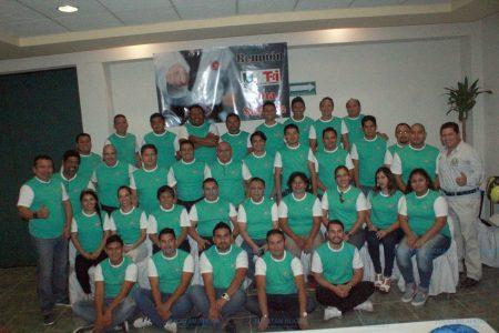 Fortalecen el Taekwondo en la Península de Yucatán