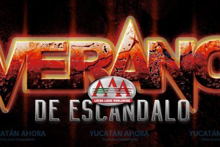 Regresa a Mérida la mejor lucha libre del mundo