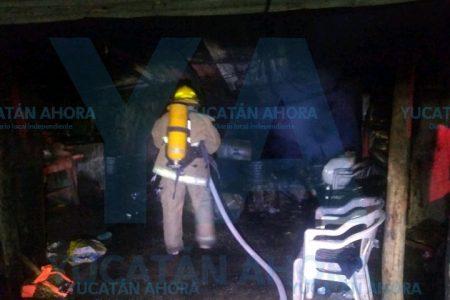 Distraídos empleados causan incendio en cocina económica