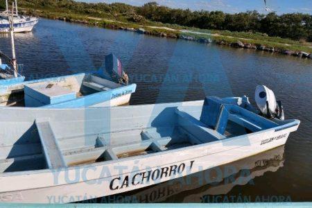 Se hunde lancha pesquera: están extraviados sus dos tripulantes