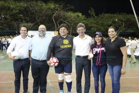 Más de cien equipos, en el XXX Torneo Interdependencias