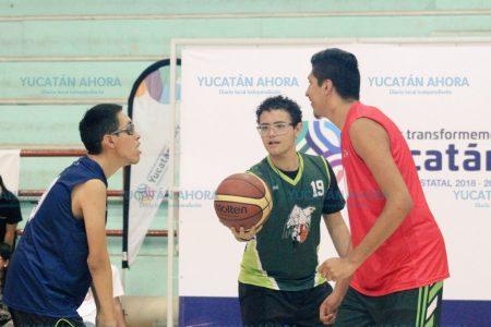 Realizan primer torneo de basquetbol para personas con discapacidad
