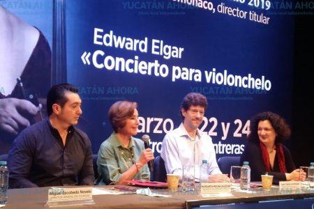 Orquesta Sinfónica de Yucatán rinde tributo a los tiempos de paz