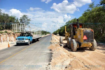 AMLO continuará ampliación de la carretera Mérida-Chetumal