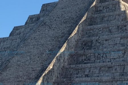 Kukulcán, simplemente espectacular en Chichén Itzá