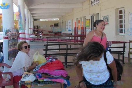 Progreso 'contagia' sus derrumbes a Chicxulub Puerto