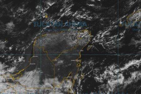 Descartan tormentas por frente frío: solo nublados y algunos chubascos