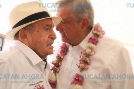 Visitará Yucatán el segundo padre del presidente López Obrador