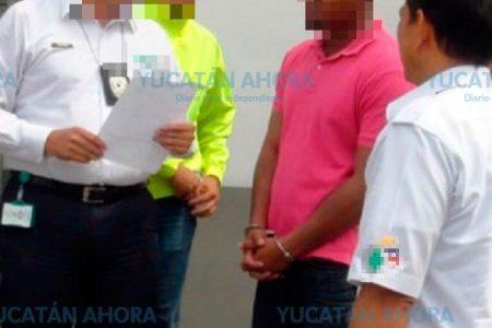 Capturan a colombiano que robó en residencia meridana