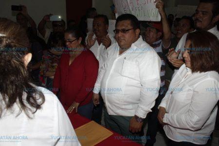 Las cúpulas no nos volverán a imponer candidatos: Diego Lugo