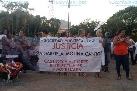 Ni perdón ni olvido para 'sicarios intelectuales' del feminicidio de Ema Gabriela