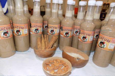 Horchata Oxcum, el sabor de los gremios en cada botella