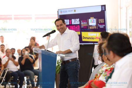 Mauricio Vila anuncia aumento de penas para quien mate a una mujer