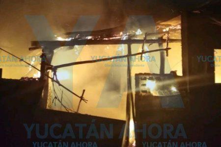 Abuelita de 74 años pierde su techo en incendio