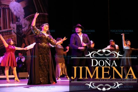 Doña Jimena vuelve para remendar más corazones