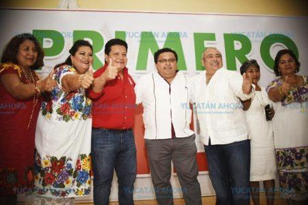 Formalizan alianza contra la 'cúpula rolandista' en el PRI