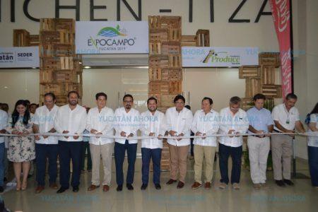 Anuncian primer vivero de cítricos, en inauguración de Expo Campo 2019