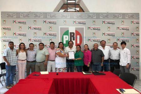 En riesgo candidatura de Francisco Torres Rivas a la presidencia del PRI