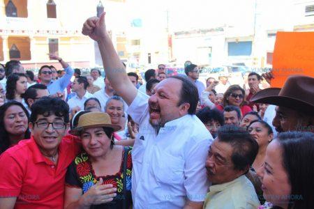 Primeros resultados favorecen a Francisco Torres en contienda del PRI