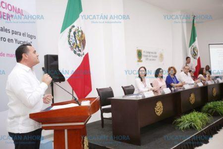 Renán Barrera denuncia violencia institucional del gobierno federal
