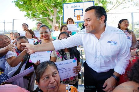 En Mérida, hasta las mujeres de las comunidades están empoderadas