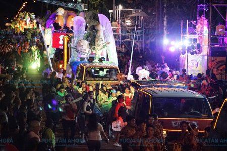 Mérida, en modo Carnaval: el Paseo de Corso abre la fiesta