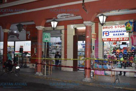 Siguen los derrumbes en Progreso, ahora en Los Portales