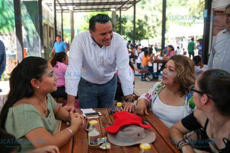 Invitan a Renán Barrera a cumbre de ciudades inclusivas en Atenas, Grecia