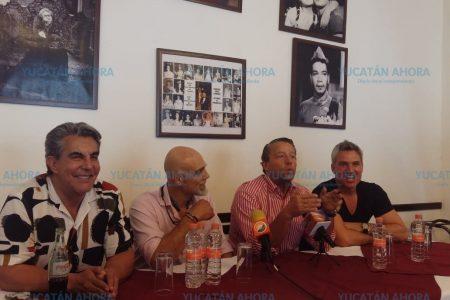 Mañana, 'Soltero, Casado, Viudo y Divorciado' en el Teatro Armando Manzanero