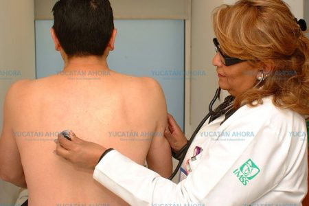 Se duplica la tuberculosis en Yucatán