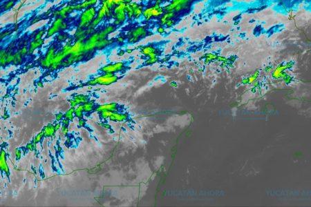 Pronostican turbonadas en Yucatán por entrada del frente frío