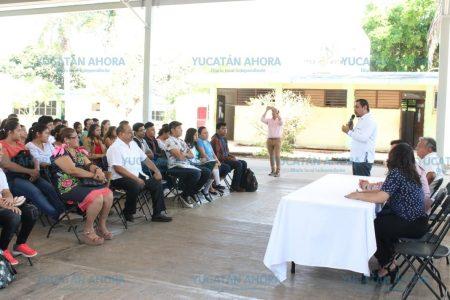 Inician cursos para la universidad de la cuarta transformación en Ticul