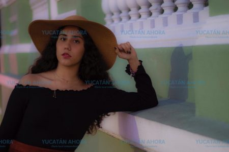 Joven cantautora yucateca camina hacia sus sueños