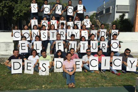 El CICY le entra al programa Jóvenes Construyendo el Futuro