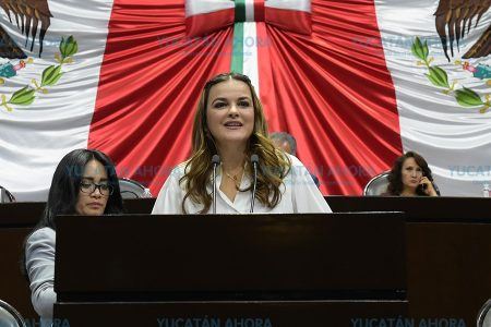 Diputada Cecilia Patrón destaca beneficios de la libertad sindical