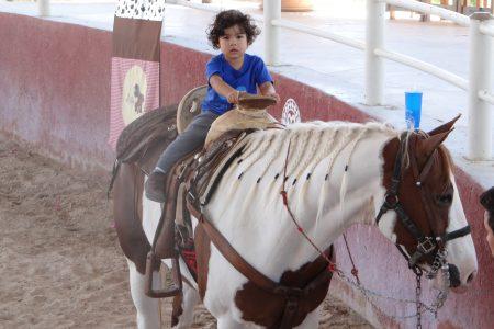 Rancho Tierra Bonita festeja en grande a los niños