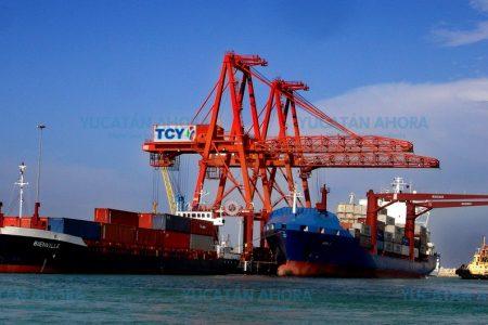 Pese al cierre parcial de la frontera, aumentan exportaciones yucatecas