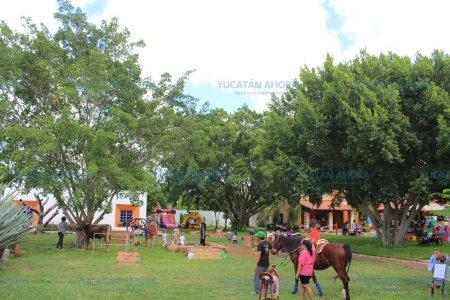 Rancho Tierra Bonita celebra el mes del niño