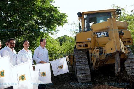 Anuncian inversión de dos mil millones de pesos en infraestructura pública