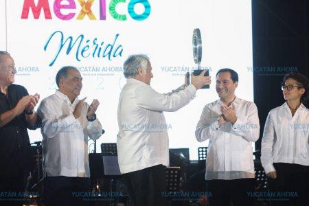 Acapulco entrega a Mérida la estafeta del Tianguis Turístico