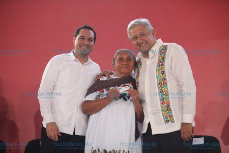 Mauricio Vila y AMLO ofrecen resolver problema del hospital de Ticul