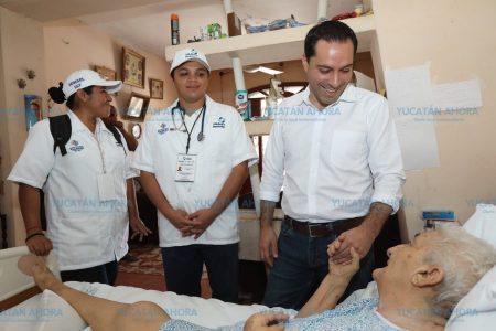 Médico a Domicilio avanza hacia su meta de 60 mil hogares