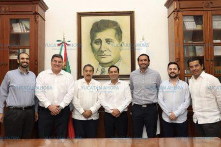 Mauricio Vila impulsa alianzas estratégicas para Yucatán