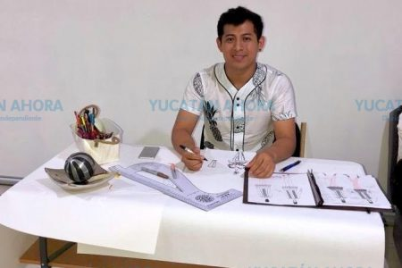 Joven talento yucateco incursiona en el Fashion Week México City